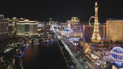 Por este motivo deberías celebrar el Año Nuevo en Las Vegas y no en Nueva York