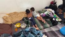 """""""Me deportaron y no sé qué hacer"""": refugios para migrantes que buscan asilo en EEUU siguen llenándose"""