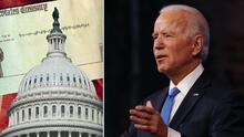 """""""Podrían pasar otras tres semanas"""": Biden sobre la aprobación de los cheques de $1,400"""