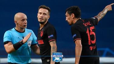 """Saúl dice que el Atlético fue eliminado porque """"no supo entender el juego"""""""