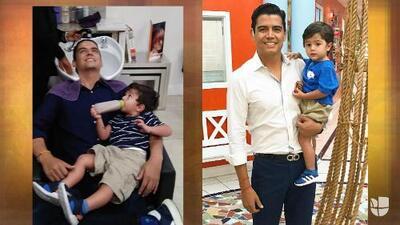 Exclusiva: Orlando Segura ha tenido unos días difíciles por la ausencia de su hijo Joshua