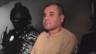 Autoridades sacaron a 'El Chapo' del Altiplano por ruidos semejantes a la construcción de un túnel