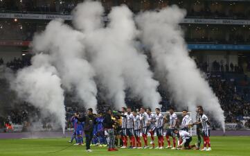 Uno a uno: las calificaciones del Monterrey vs. Cruz Azul en la ida