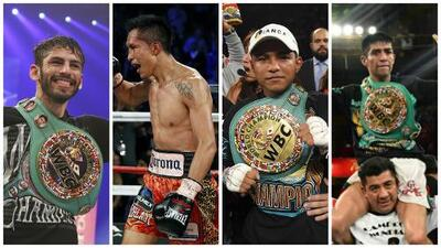 El CMB registra cuatro campeones de América Latina en noviembre