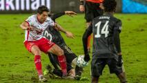 Omar Govea sufre lesión y abandona juego con el Zulte