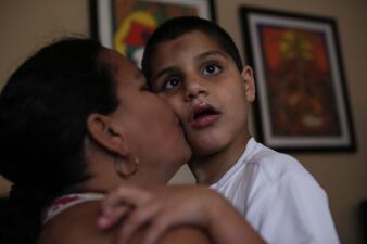 Los posibles recortes a Medicaid: más penurias para esta familia