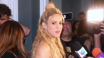 Así fue la fiesta de lanzamiento del nuevo disco de Shakira