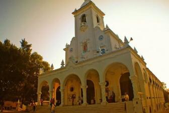 Iglesias en honor a la Virgen de Guadalupe