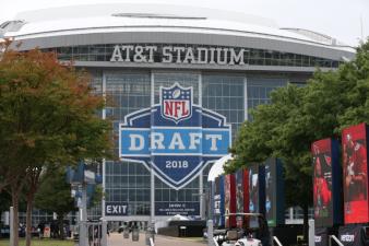 Todo está listo para el Draft 2018 de la NFL a celebrarse en Dallas