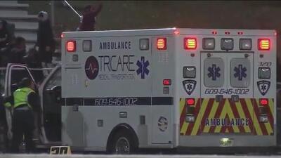 3 personas heridas deja un tiroteo en un partido de fútbol americano en Nueva Jersey