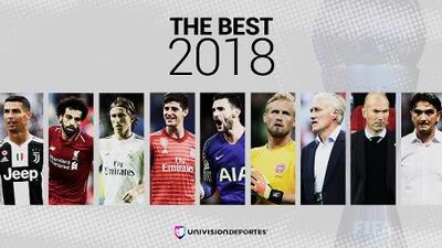 Con el desdén de CR7, se entregará 'The Best' a lo mejor de fútbol mundial
