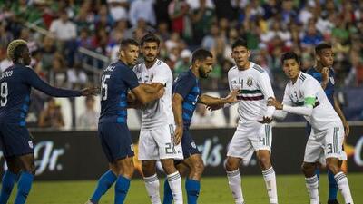 México vs. Estados Unidos en vivo: horario y como ver el partido de Copa Oro 2019