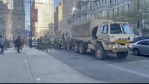 Filadelfia custodiada por la Guardia Nacional luego de conocerse el veredicto en el juicio contra Derek Chauvin