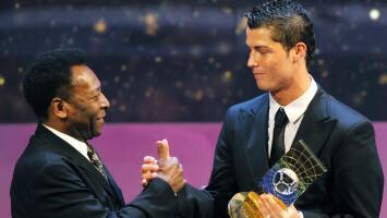 ¡Polémica por marca que iguala Cristiano Ronaldo de Pelé!