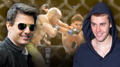 ¿Octágono de famosos? Justin Bieber retó a Tom Cruise a tener una pelea en UFC