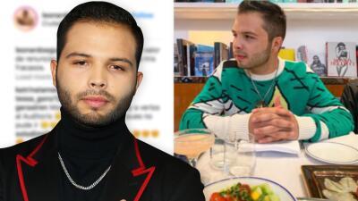 La inusual 'dieta' con la que el hijo de Pepe Aguilar bajó casi 20 libras