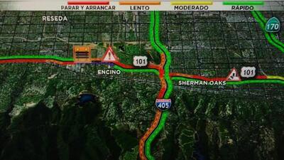 Mortal choque en autopista 101 obliga el cierre de vías hasta nuevo aviso