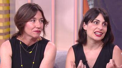 """Una película de amor que enseña a """"saber querer"""": Celia Rico y Lola Dueñas sobre 'Viaje al cuarto de una madre'"""