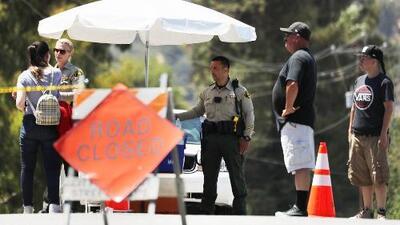 Dos niños están entre las tres víctimas que murieron en el tiroteo masivo perpetrado en California
