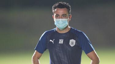 Xavi es sancionado por romper la cuarentena en Qatar
