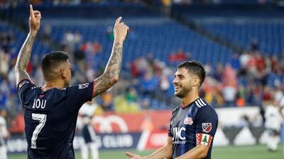Juntos son dinamita: Carles Gil y Gustavo Bou se instalan entre las mejores duplas de MLS