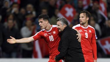 Suiza se apodera del Grupo B en Europa y deja atrás a la Portugal de Cristiano Ronaldo