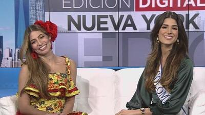 Reinas de belleza y de fiestas colombianas se unen para ayudar a los niños del país latinoamericano