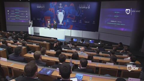 Así serán los cruces de Semifinales en la UEFA Champions League