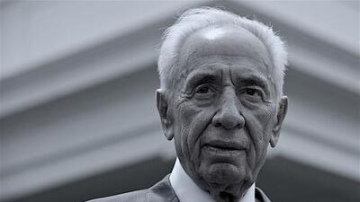 Muere a los 93 años el expresidente israelí Shimon Peres