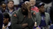 Michael Jordan y su encuentro con las drogas en la NBA