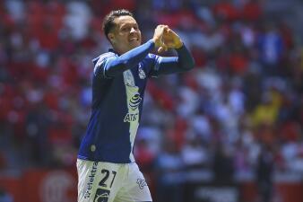 Alan Acosta, el canterano de Pumas que brilla en el Puebla