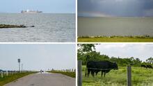 Paseo costero, gratis y cerca de Houston: anota este destino en tu lista de actividades para los fines de semana