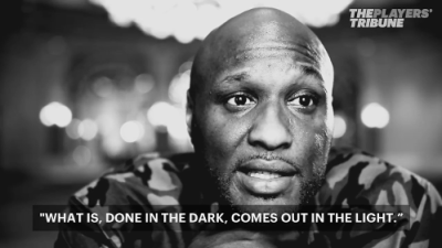 Lamar Odom: On The Mend