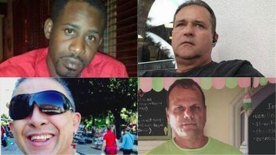 Identifican a cuatro de las víctimas mortales que dejó el colapso del puente peatonal en Miami