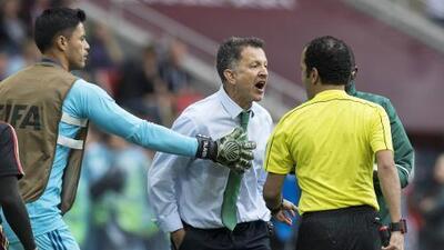 """Humberto Sierra: """"Lo que pedíamos era que el árbitro revisara la cámara"""""""