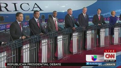 Opiniones sobre el segundo debate republicano en Chicago