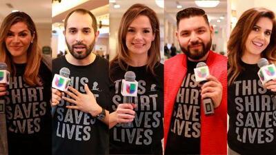 #ThisShirtSavesLives: el significado de la camiseta que salva vidas