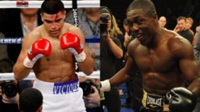 ¡Andre Berto vs Víctor 'Vicious' Ortíz!