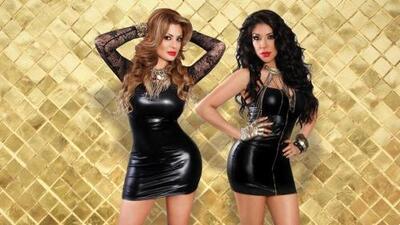 e6488e08f Las hermanas Vicky y Marisol Terrazas celebran el cumpleaños de una de  ellas presentando su nuevo sencillo  Chicas malas . Crédito  Fonovisa
