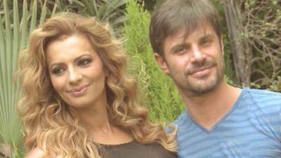 ¡Cecilia Galliano y Mark Tacher son novios otra vez!