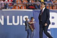 Leonel Rocco deja al San Luis tras quedar último en la porcentual