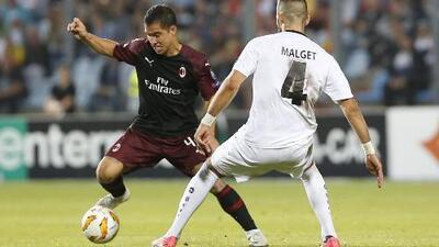 Cruz Azul se fija en jugador del Milan como reemplazo de Eustáquio