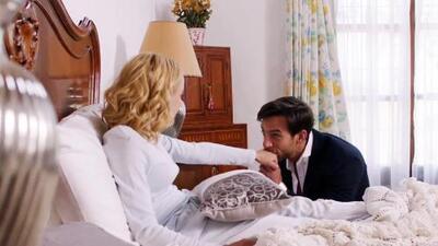 Fernando le pidió a Milú que se case con él