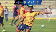¡Fiesta de goles! Morelia da vuelta al marcador y le gana a Alebrijes 6-3