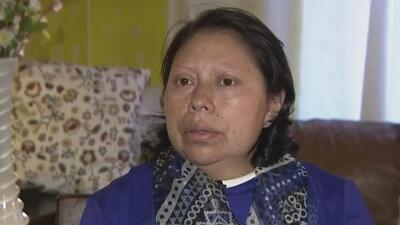 El drama de una madre que padece de cáncer y pide que su esposo pueda regresar a EEUU para cuidar de sus hijos