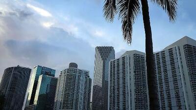 A Miami le espera un sábado con temperaturas agradables y cielos parcialmente nublados
