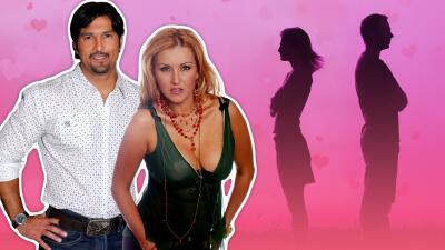 Alicia Villarreal y Arturo Carmona, una historia de amor y escándalos