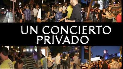Fiestón loco de LA 101.9 con Calibre 50, Proyecto X y Jesús Mendoza