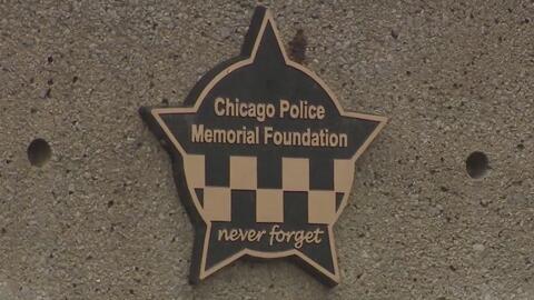 Rinden homenaje a tres policías que murieron mientras llevaban a cabo operativos en Chicago