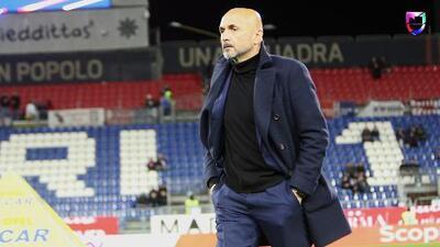 """¡Se crispan más! El DT del Inter tras no convocar a Icardi: """"Es correcto que esté fuera"""""""